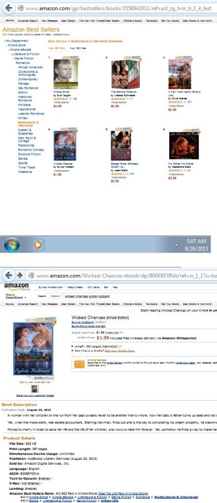 WickedChancesBestseller082613