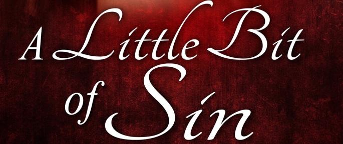 a little bit of sin -Title