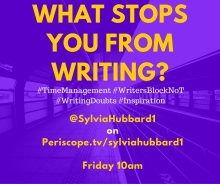What stops you from writing