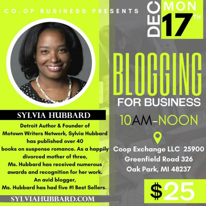 blogging december