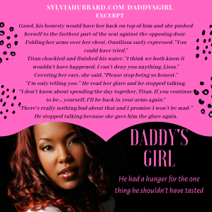 Daddy's Girl promo 2