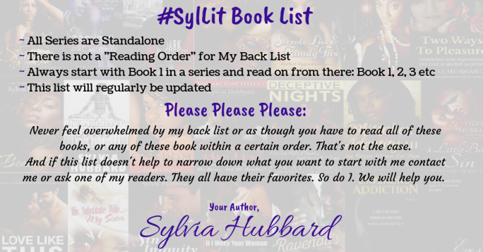 #SylLit Book List _
