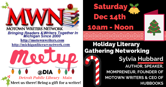 motownwriters holiday meetup